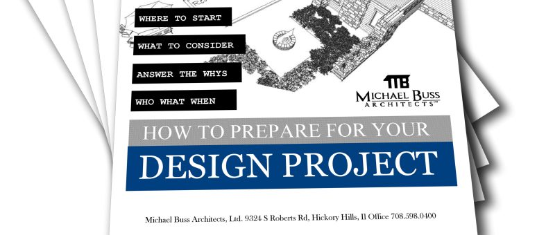 MBArch prepare for design cover