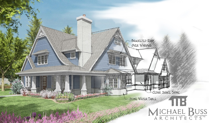 Michael-Buss-Architects Project plan