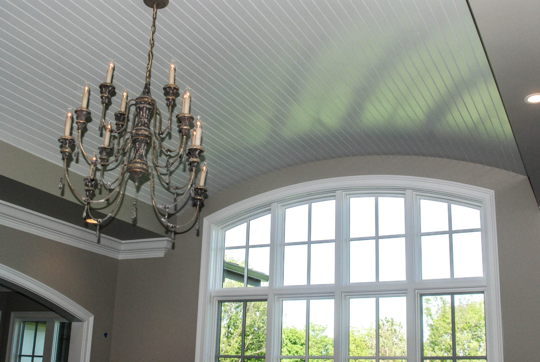 Michael Buss Architects Ceiling