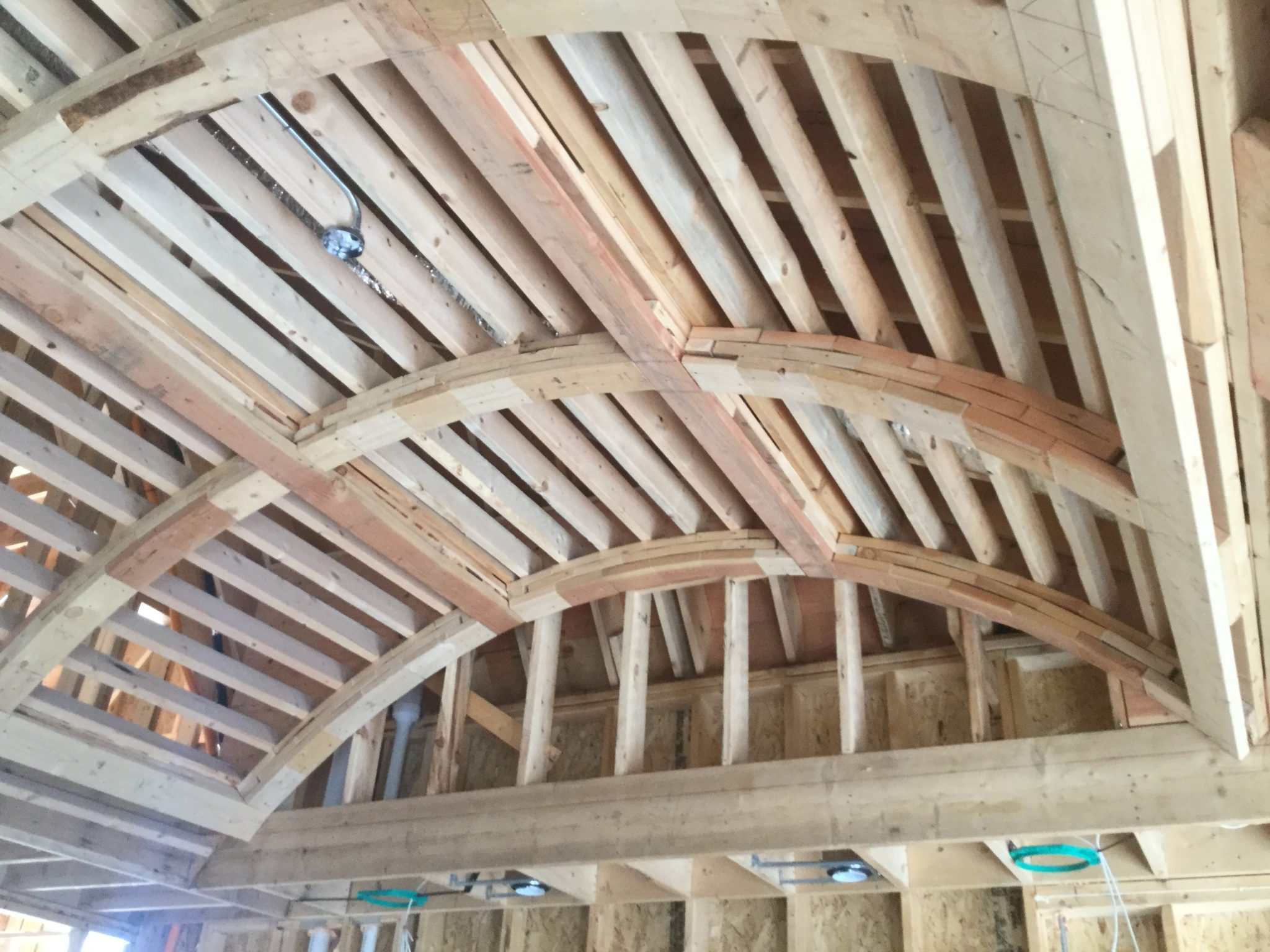 Michael Buss Architects Ceiling Construction