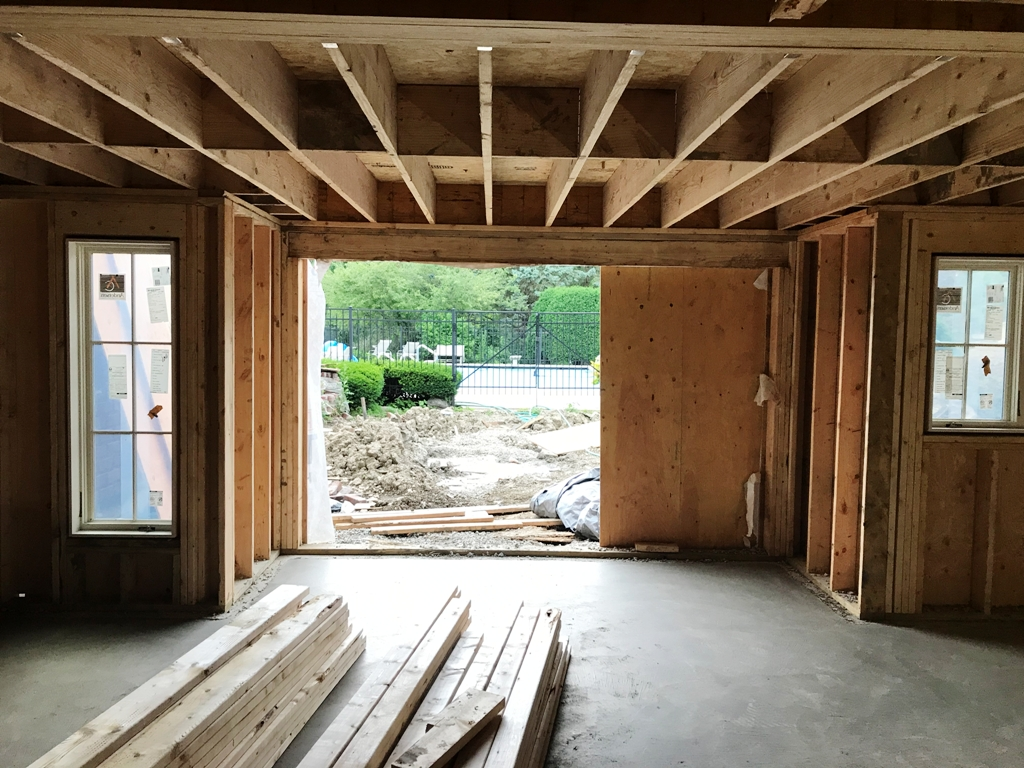 Michael Buss Architect Walkout Construction Home Remodeling Inverness