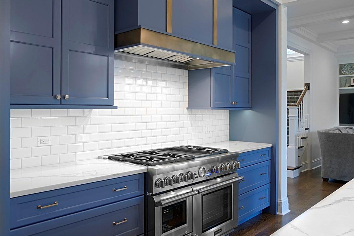 kitchen design color Michael Buss Architects